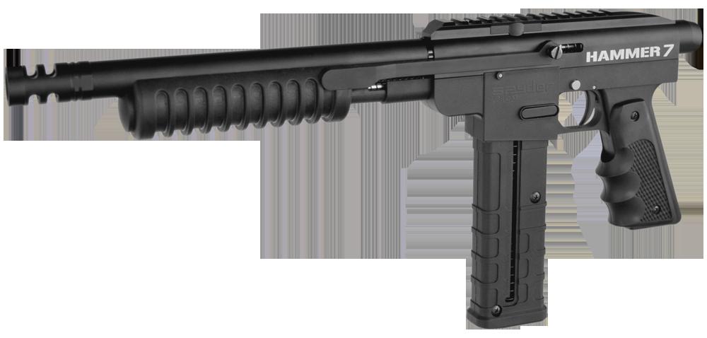 Spyder Hammer 7 (Black)