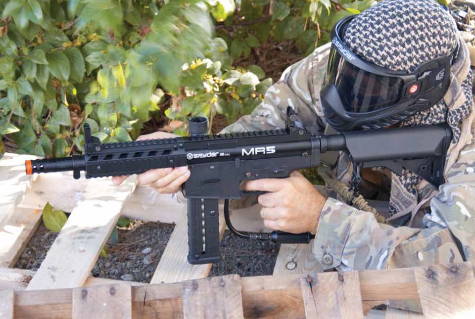 Spyder MR5