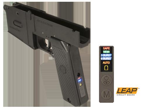 Spyder Advance E-Trigger Frame 94731
