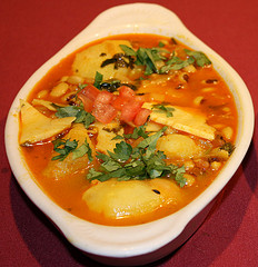 Alu tama bodi (Very popular mountain dish) 01176