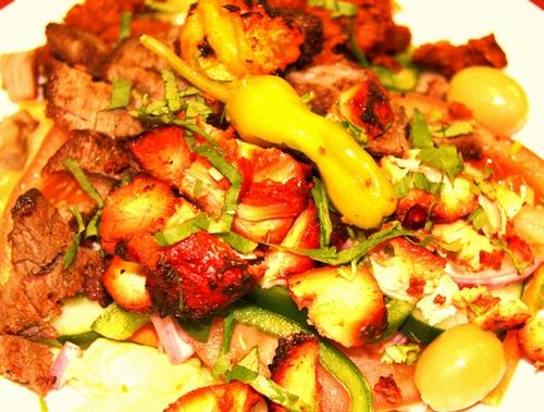 Kathmandu salad 01182