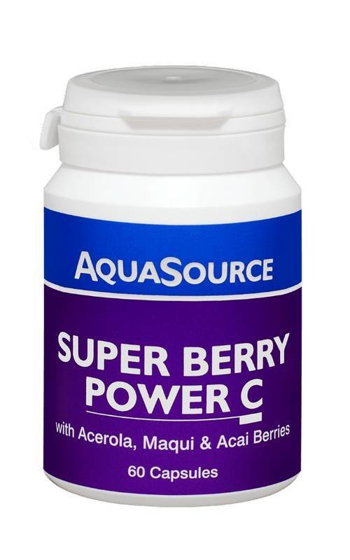 Супер Плодова Енергия Ц, 60 капсули 178-BGSBC060