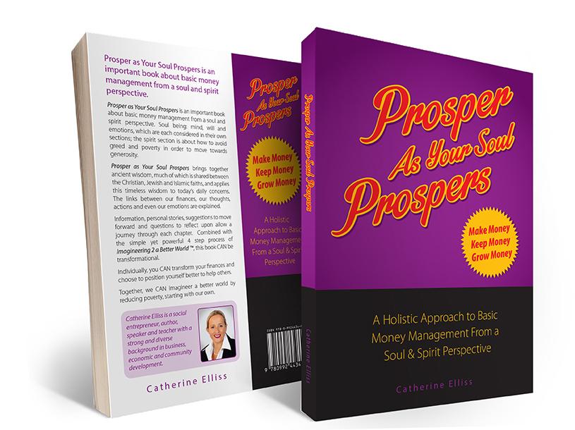 Prosper As Your Soul Prospers by Catherine Elliss (Hard Copy) 00102