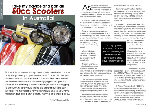 Issue 3 - Andrew Solich - Ban 50CC Scooters 00015