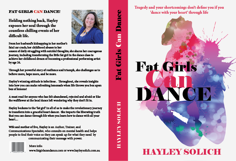 Fat Girls Can Dance Book Pre-Launch Special