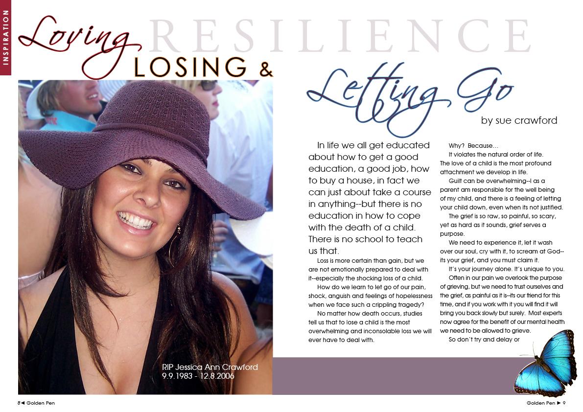 Issue 4, 2012 - Sue Crawford - Loving Losing & Letting Go 00073