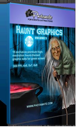 Haunt Graphics Volume 1 HGV1