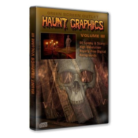 Haunt Graphics Volume III HG3