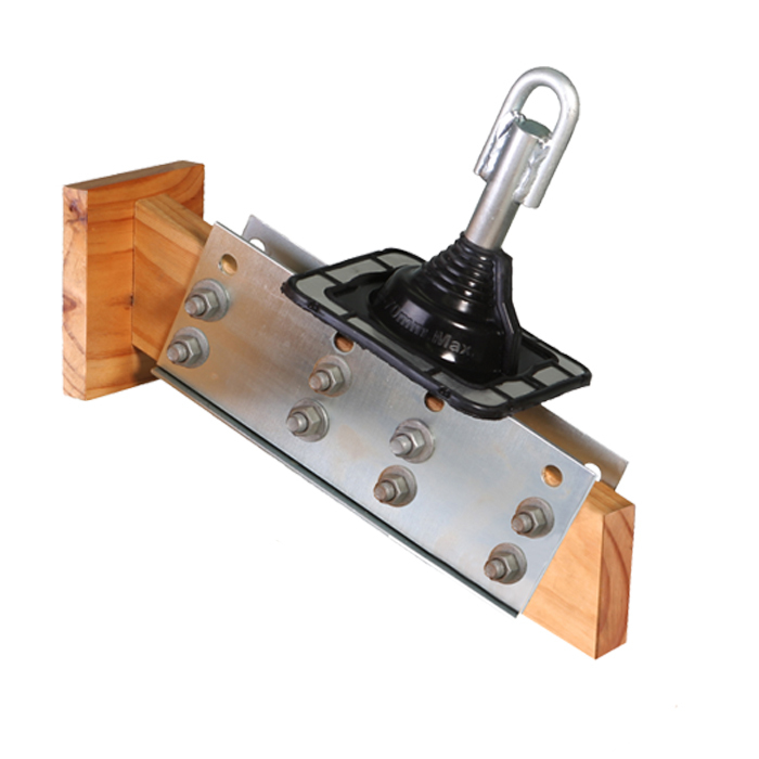 Roof Extenda Safety Anchor with Weather Seal