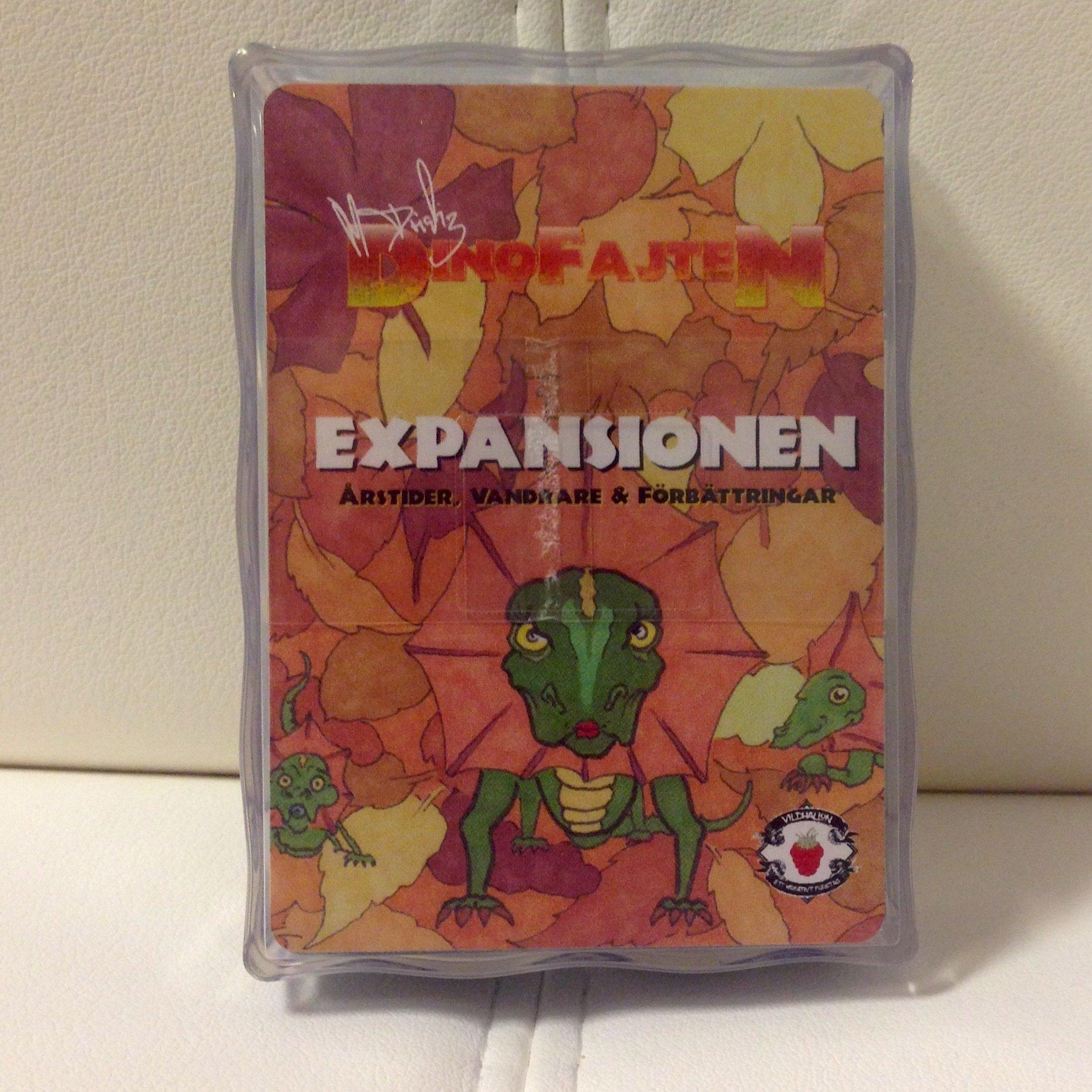 [Kortlek] DinoFajten - Expansionen Dino02