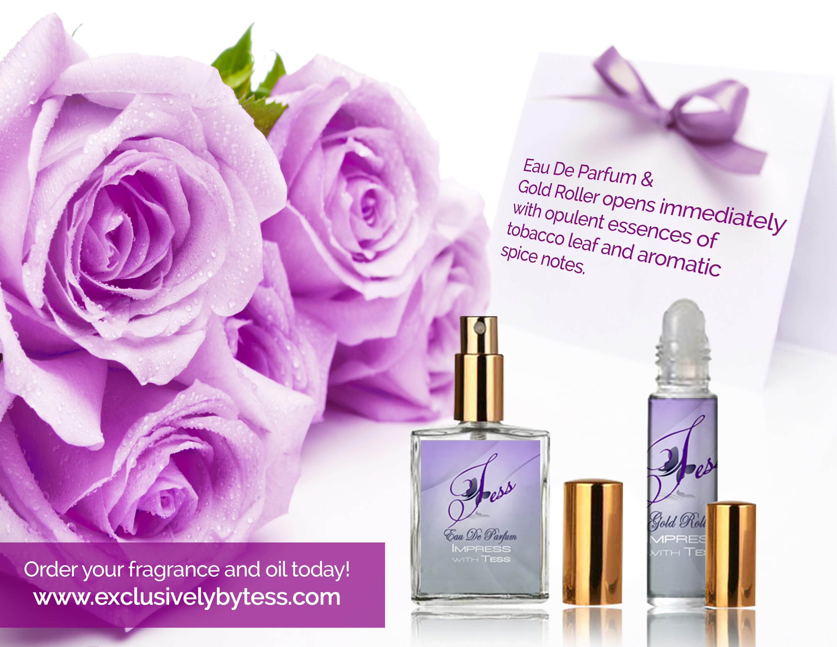 Impress with TESS Fragrance Bundle Pack 00009