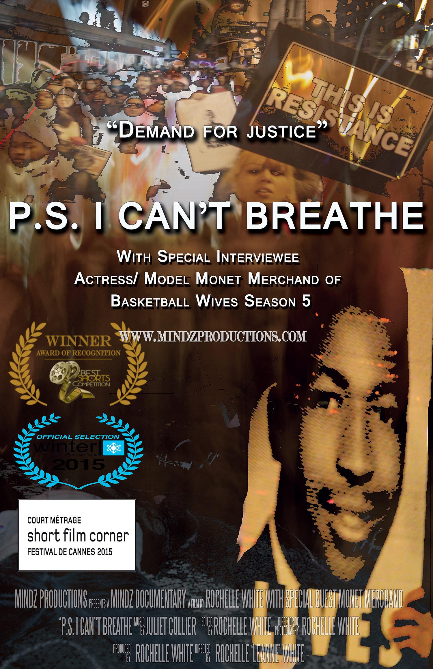 P.S. I Can't Breathe DVD w/o PPR 00000