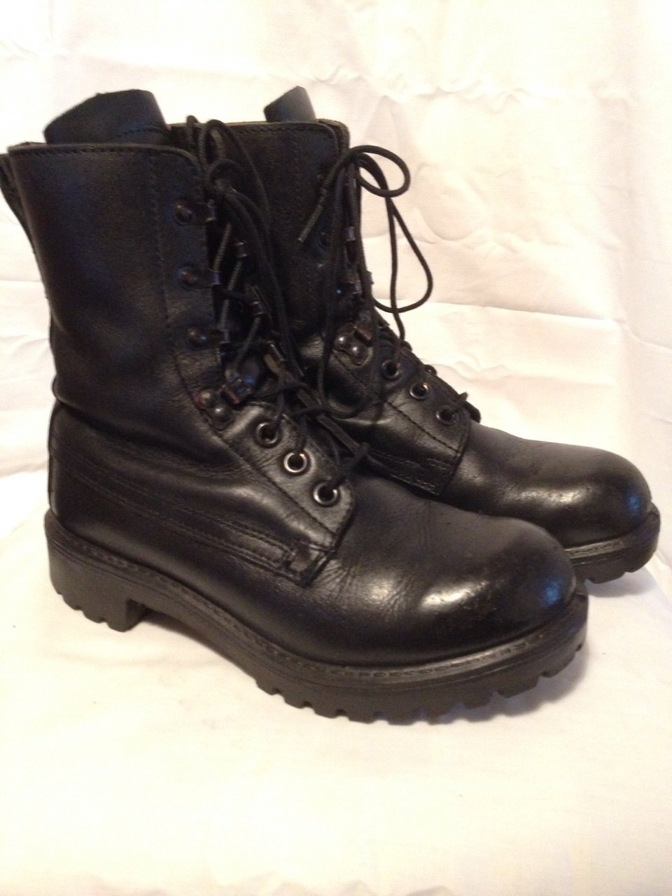 British Army Assault Boots Size 10l