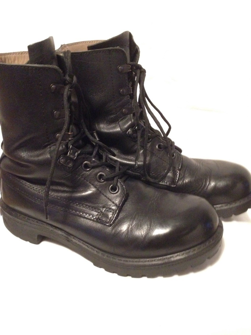 British Army Assault Boots Size 7M