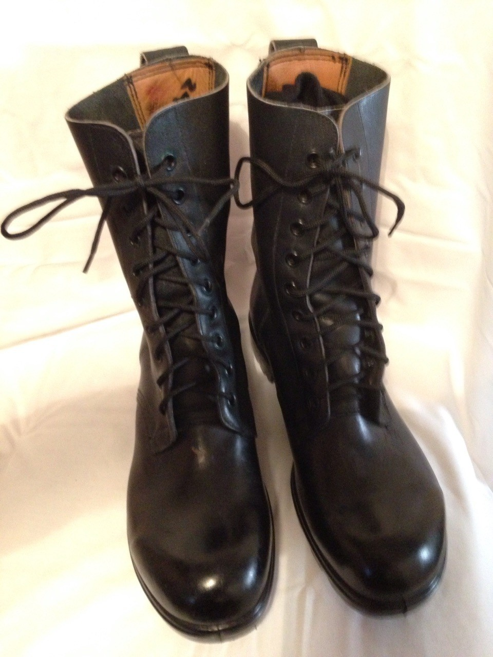 British Army Size 10s High Leg Boots