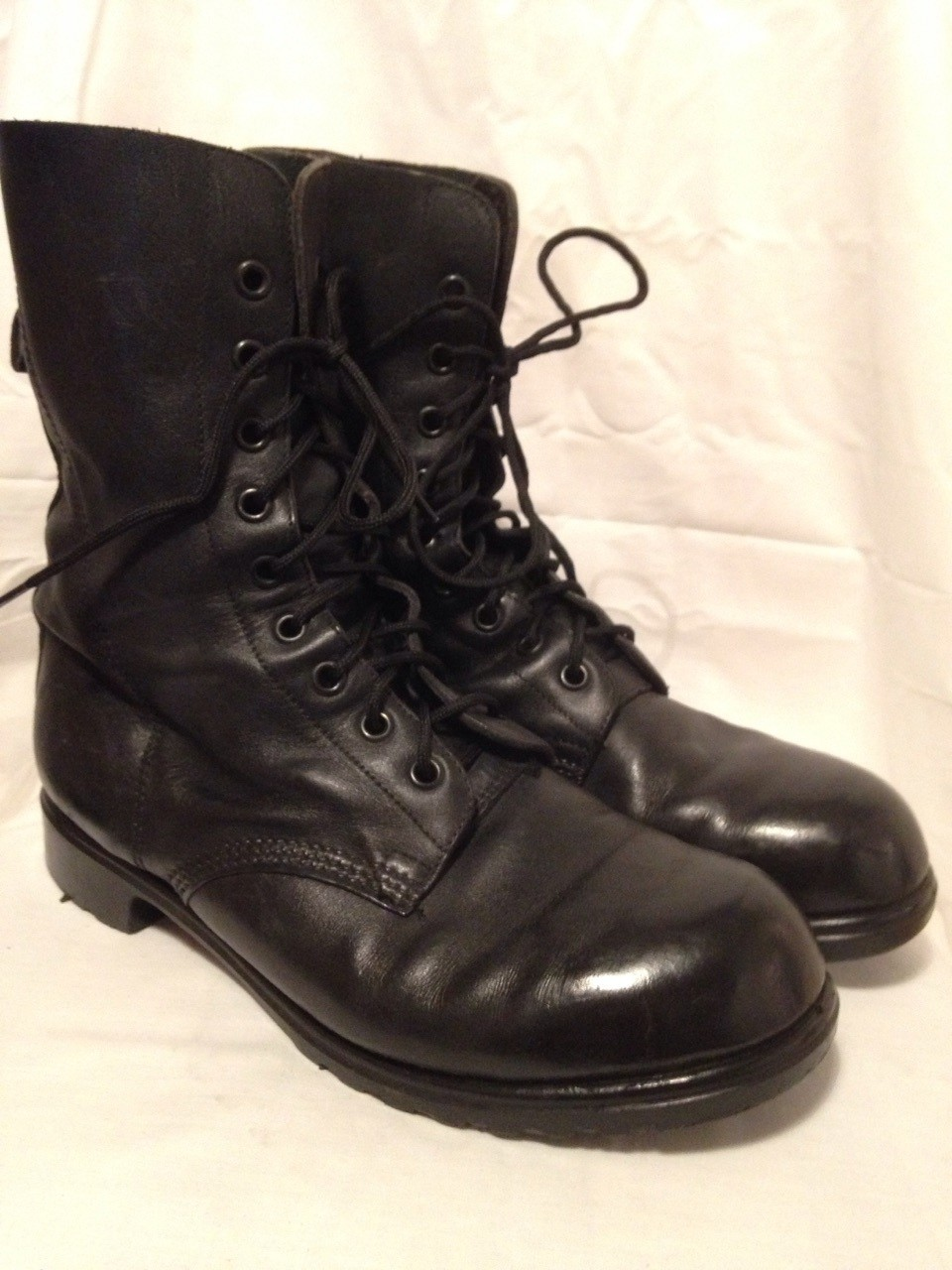 British Army Size 11m High Leg Boots