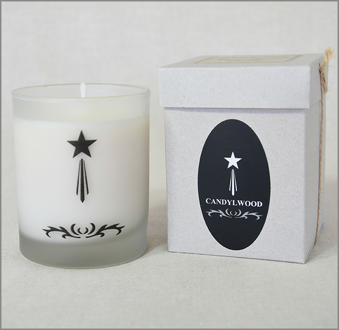 Soy & Coconut Oil Candle