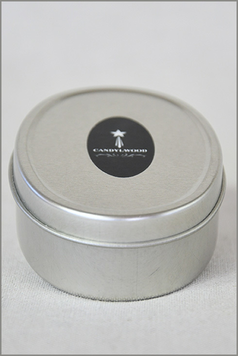 Soy & Coconut Travel Tin Candle