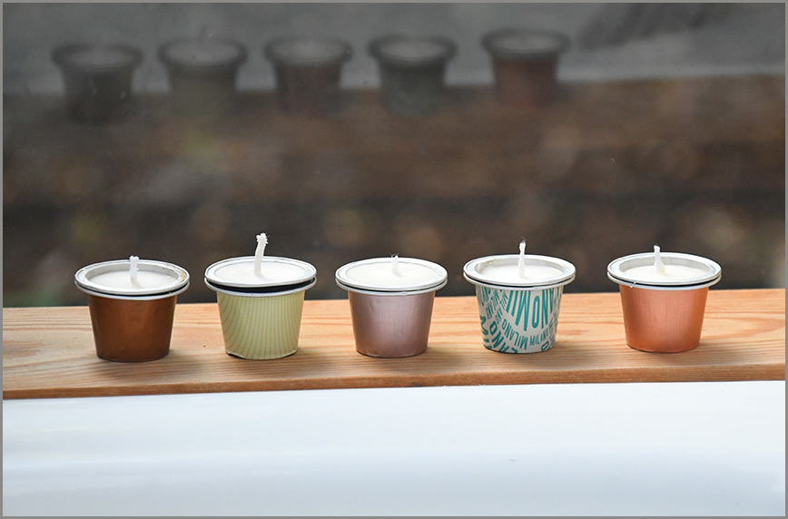 Candylite - Soy Wax Tea Light