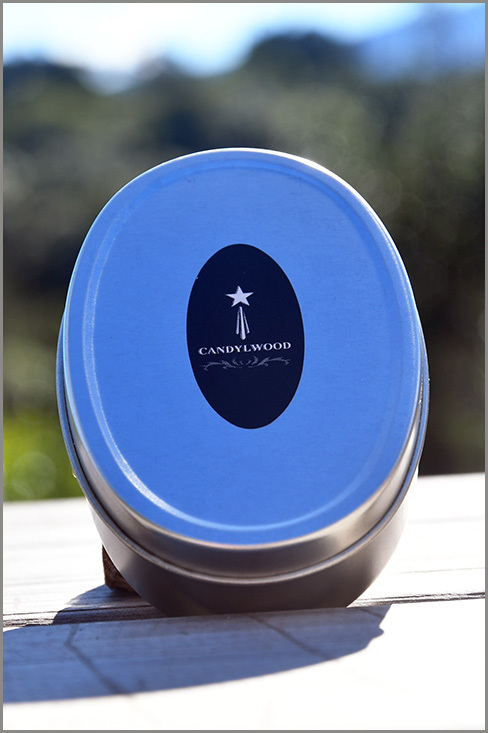 Soy & Coconut Travel Tin Candle 01208