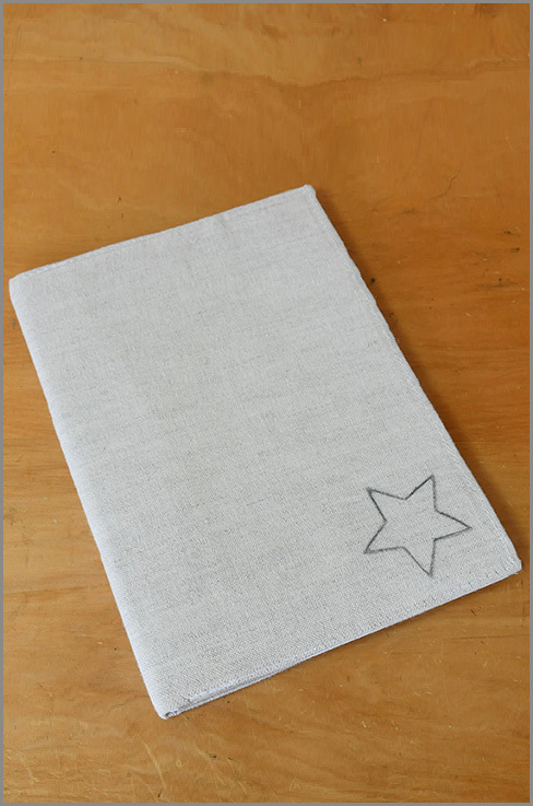 Stone Journal - Star Dust 01128