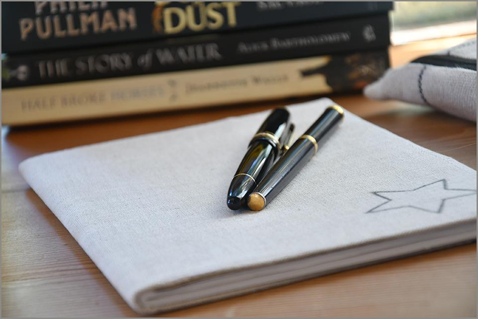 Stone Journal - Star Dust