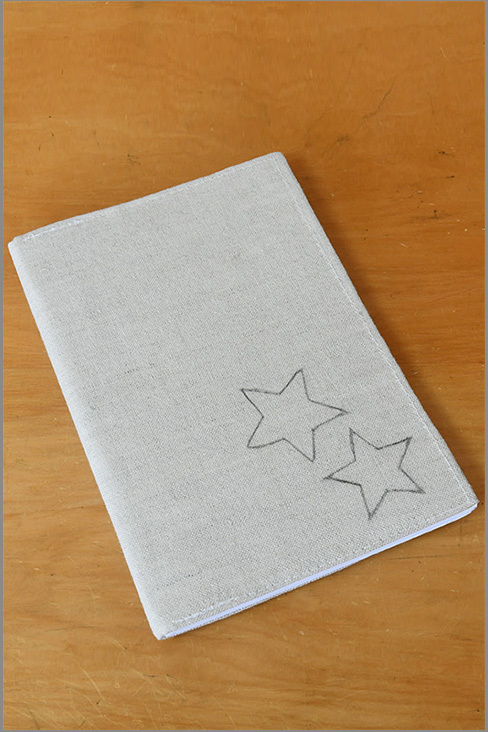 Journal - Recycled Paper (Stardust) 01136
