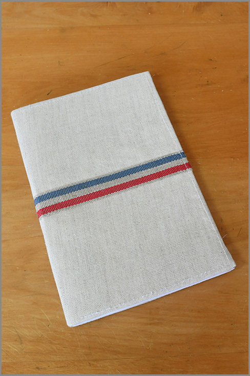 Stone Notebook - Almost French 01131