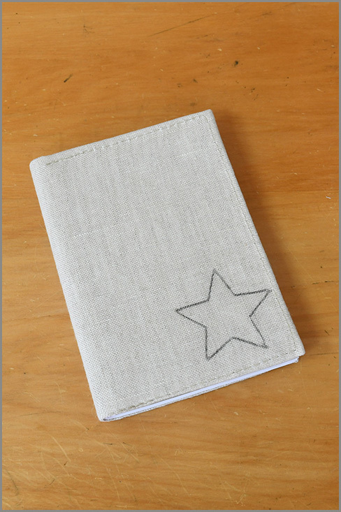 Notebook Recycled - Star Dust 01140