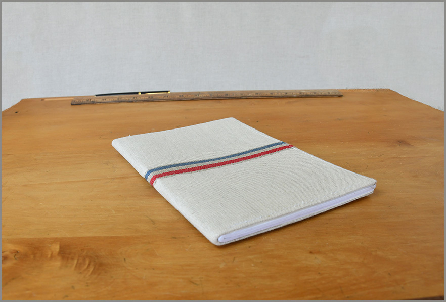 Notebook Recycled - Almost French