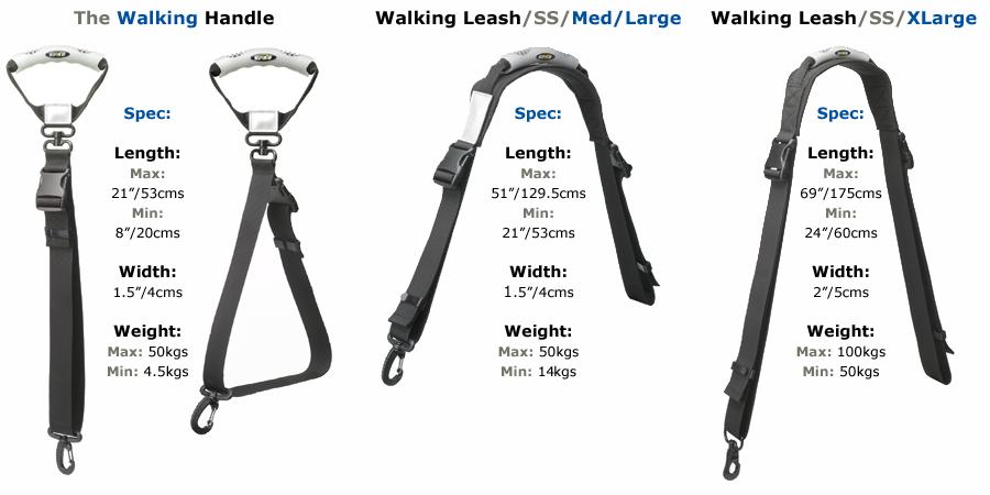 Accessoires bij Help-em-Up tuig OPAccHelp