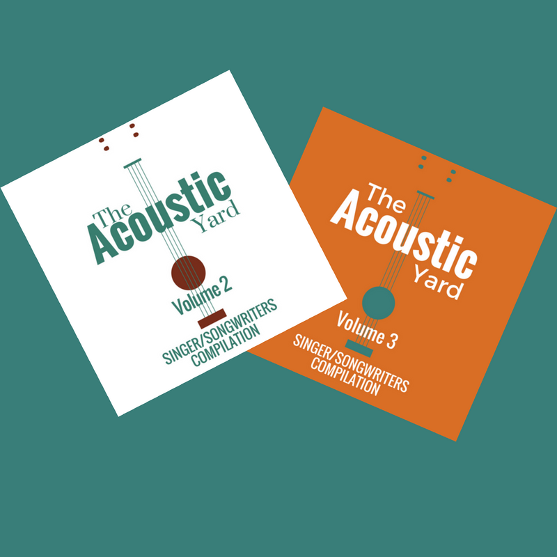 The Acoustic Yard Compilation CD, Vols 2 & 3 (set) 00001