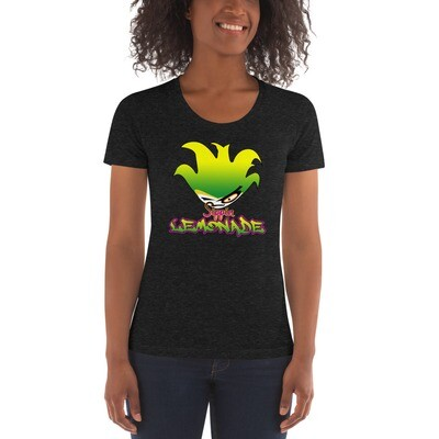 Lemonade Sippin Women's Crew Neck T-shirt