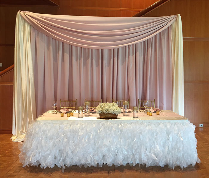 Tutu Table Skirt Wedding Rentals Shipped Nationwide