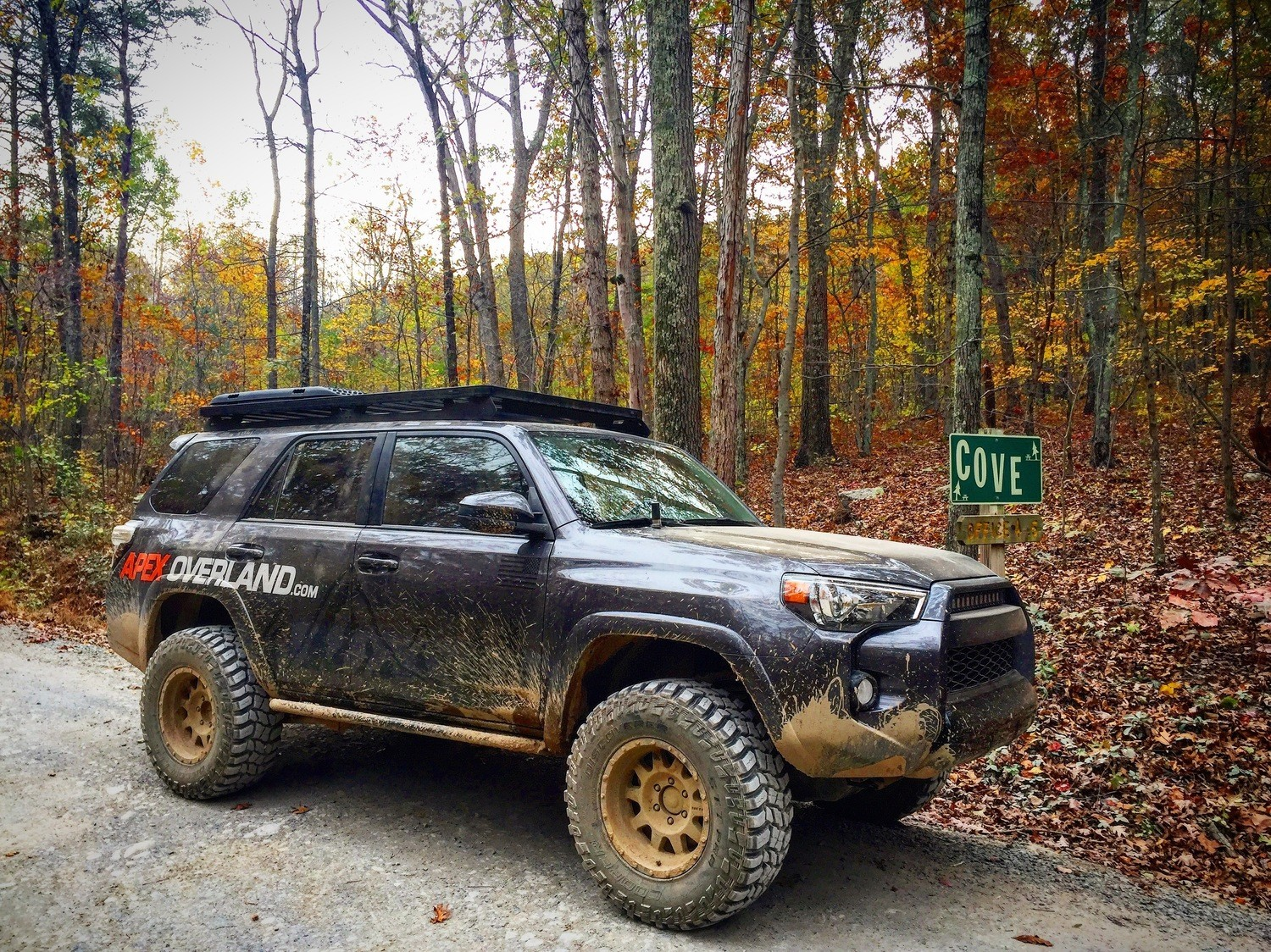 Front Runner Outfitters Full Length 5th Gen Toyota