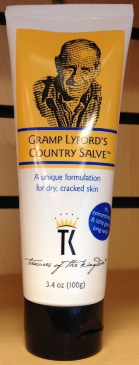 Gramp Lyford's Country Salve 859947000013
