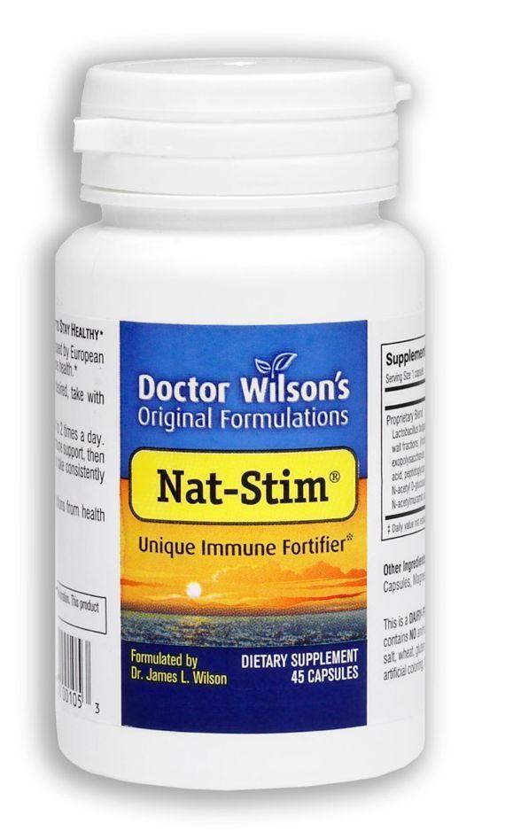 Nat-Stim 45 Capsules 5653800105