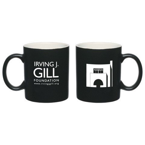 Irving J. Gill Foundation Mug GF21001
