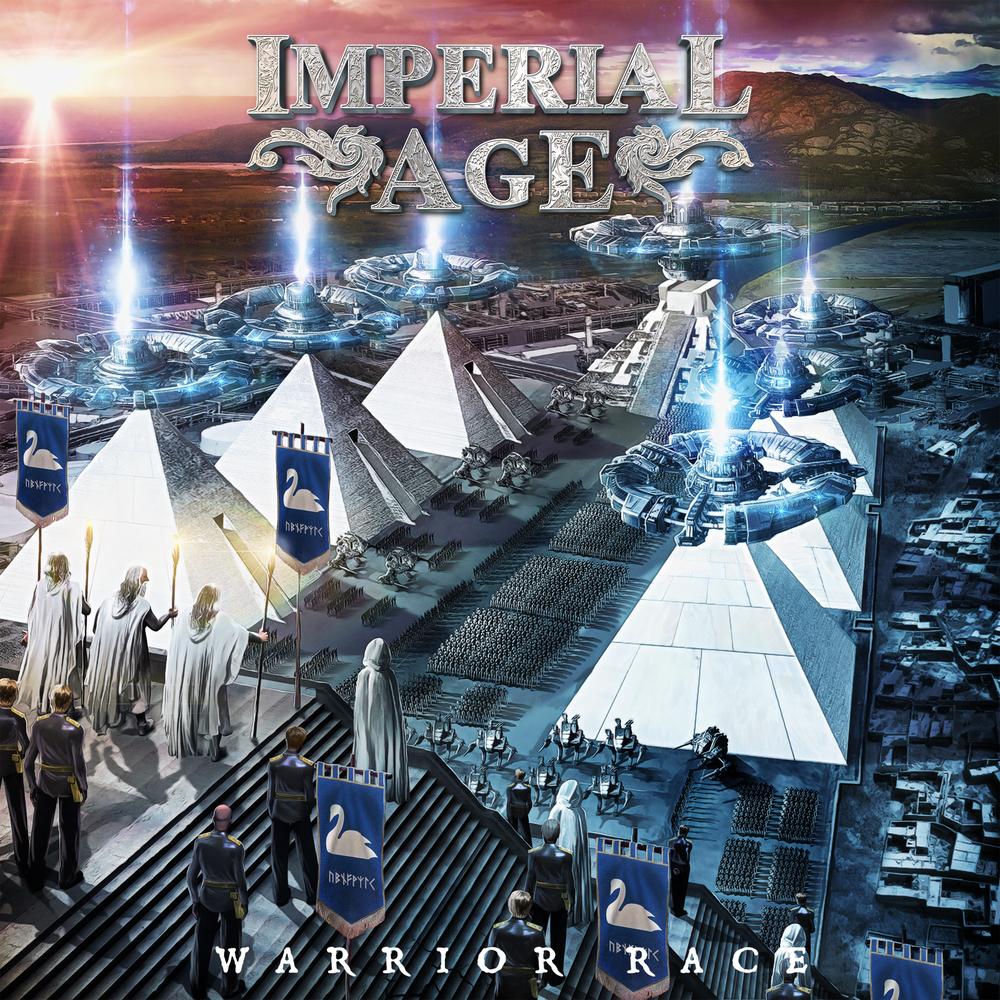 Warrior Race [CD Digipack Limited]