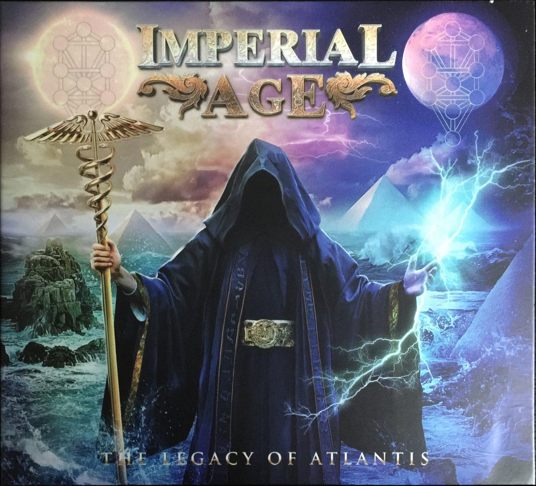 The Legacy of Atlantis [CD Digipack]