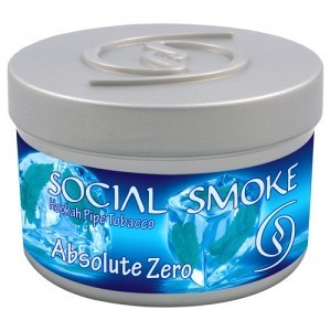 SOCIAL SMOKE: ABSOLUTE ZERO 01800