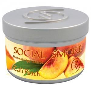 SOCIAL SMOKE: CALI PEACH 09345