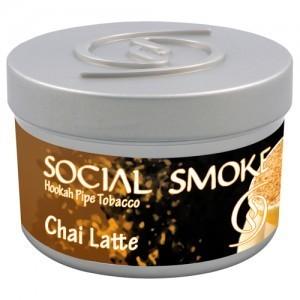 SOCIAL SMOKE: CHAI LATTE 01019