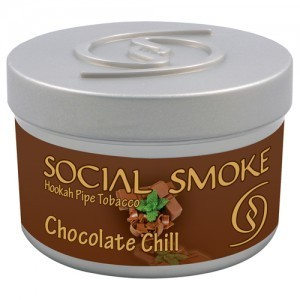 SOCIAL SMOKE: CHOCOLATE CHILL 09346