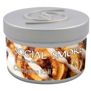 SOCIAL SMOKE: CINNAMON ROLL 09347