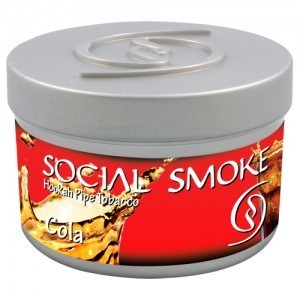 SOCIAL SMOKE: COLA 00954