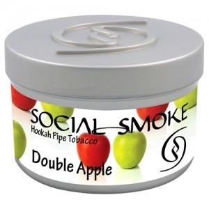SOCIAL SMOKE: DOUBLE APPLE 00957