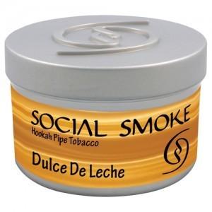 SOCIAL SMOKE: DULCE DE LECHE 00958