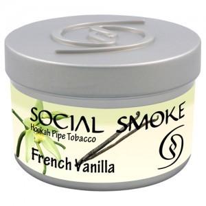 SOCIAL SMOKE: FRENCH VANILLA 00959