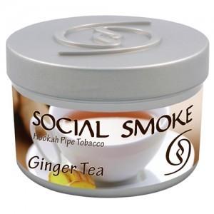 SOCIAL SMOKE: GINGER TEA 00960